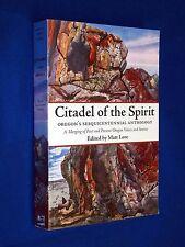 SIGNED Citadel of Spirit Oregons 150th Anniversary History 1st Ed +DVD Matt Love
