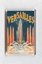 Vintage Travel Poster Fridge Magnet - Versailles (2)
