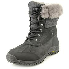 UGG Australia Fur Lace Up Boots for Women