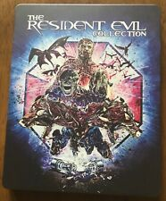 Resident Evil Blu Ray Collection Best Buy Exclusive Steelbook OOP HTF
