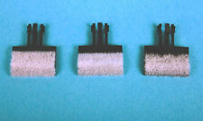 Gaugemaster GM39 Axle Hung Track Cleaning Pads - N Scale (3)
