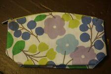 Clinque Makeup Bag Zipper Floral