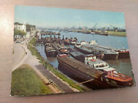 Postkarte Duisburg Ruhrort Hafen 19.08.1965 gel_10