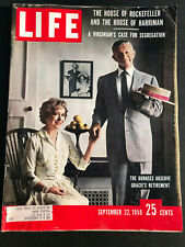 LIFE MAGAZINE SEP 22 1958 ADS 59 BUICK AC GE TV HERTZ CHEVROLET IMPERIAL WHISKEY