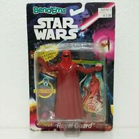 1994 Just Toys Bend Ems Emperors Royal Guard Figure Star Wars Limited Ed Card