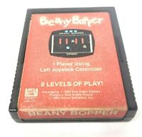 Beany Bopper (Atari 2600, 1982) Cartridge Only - Tested and Working