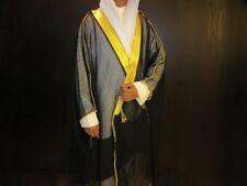 Bisht Arabian Men Cloak Thobe Jubba Robe - A - 3rd class Bisht Quality