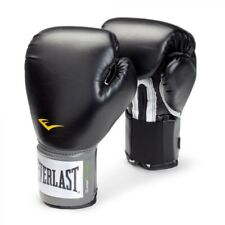 Everlast Pro Style Training Gloves 12 Ounces Black New In Bag