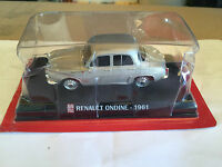 "DIE CAST "" RENAULT ONDINE - 1961 "" SCALA 1/43 AUTO PLUS + BOX 1"