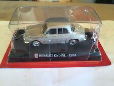 "DIE CAST "" RENAULT ONDINE - 1961 "" SCALA 1/43 AUTO PLUS + BOX 1"