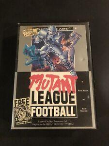 mutant league football genesis Case
