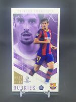 2020-21 Topps UEFA Soccer Best of the Best Trincao Francisco Barcelona Rookie RC