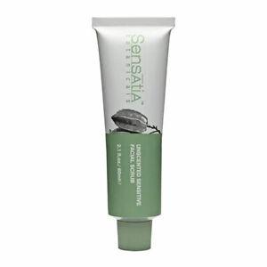 [SENSATIA] Unscented Soapless Sensitive to Mature Skin Facial Scrub 60ml