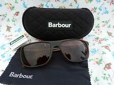 GENUINE BARBOUR SUNGLASSES / WITH ZIP CASE / NEW / REGISTERED BUSINESS SELLER