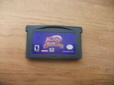 Kirby and the Amazing Mirror - gameboy advance GBA cart cartridge only