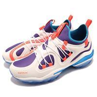 Reebok DMX Series 2000 Low Chalk White Orange Purple Blue Men Shoes CN3813
