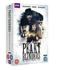 Peaky Blinders . The Complete Series 1-3 . Season 1 2 3 . 6 DVD . NEU . OVP