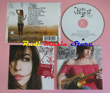 CD KATE VOEGELE Don't look away 2008 MY SPACE MSR10012 no lp mc dvd vhs