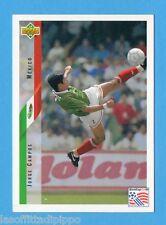 Figurina/CARDS-UPPER DECK 94 -WC USA 94- n.18- CAMPOS - MESSICO
