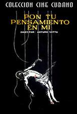 Cuban movie-Pon tu Pensamiento en mi.Cuba.Pelicula DVD.