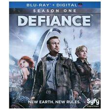 Defiance: Season One (Blu-ray Disc, 2013, 5-Disc Set)