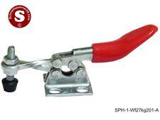 Waagrechtspanner / Schnellspanner horizontal - Haltekraft: 27 kg