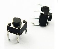 20Pcs Tactile Push Button Momentary Switch Tact 4 pin 12x12x10mm