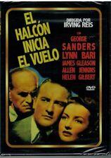 El halcon inicia el vuelo (The Falcon Takes Over) (DVD Nuevo)