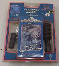 (HB) Knight & Hale Squirrel Magic Calling Kit 5004 Vintage NIP