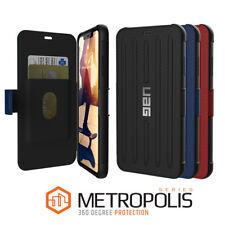 Urban Armor Gear (UAG) iPhone XS MAX Metropolis Folio Case Flip Cover - Rugged