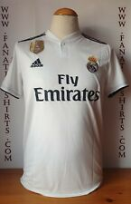 Nº7 Ronaldo Real Madrid 18-19 Local Camiseta Futbol Adidas Shirt  Maglia Trikot