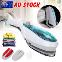 Portable Travel Steam Iron Clothes Garment Steamer Handheld Compact Electric