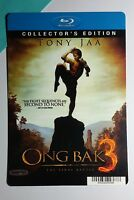 ONG BAK 3 TONY JAA BLURAY STYLE COVER ART MINI POSTER BACKER CARD (NOT a movie)