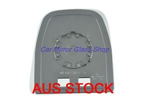 RIGHT DRIVER SIDE IVECO DAILY 2006+ UPPER MIRROR GLASS WITH BACK PLATE