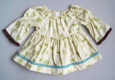 Matilda Jane Girls 18 Mo PAINT BY NUMBERS Limelight Peasant Top Yellow Balloons