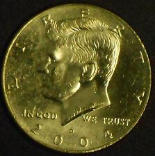 2004-D 50C Kennedy Half Dollar. Free Shipping!!!!!!!!!!!!!!!!!!