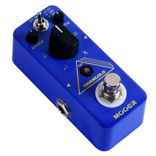 Mooer Triangolo Tremolo withThree Wave Shapes + Tap Tempo Guitar FX Pedal NEW