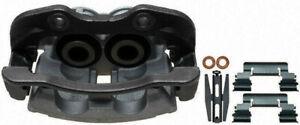 Disc Brake Caliper-Friction Ready Non-Coated Rear Right ACDelco Pro Brakes Reman