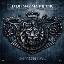 "PRIDE OF LIONS ""IMMORTAL""  CD NEW+"