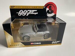 Corgi James Bond 007  The World Is Not Enough BMW Z8 #CC05004