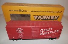 Varney HO Scale Pro-Type Kit Great Northern Steel Type Box Car #B-206 (BUILT)