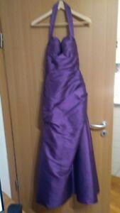 Königinnenkleid , Hofdamen Kleid, Lila, Mit Jacke, Gr.38, Gebraucht