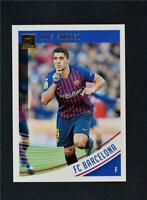 2018-19 Donruss Soccer Base #2 Luis Suarez - FC Barcelona