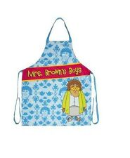 OFFICIAL MRS BROWNS BOYS 100% Cotton Novelty Aprons
