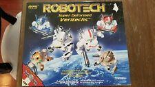 ROBOTECH Super Deformed Veritechs Battloid Gift Set