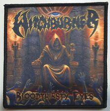 WITCHBURNER - Bloodthirsty Eyes - Patch 9,5 x 9,5 cm - 163736
