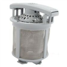 ELECTROLUX Genuine 2 Piece Dishwasher Central Drain Filter with Mesh Housing