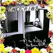 The Cribs - In the Belly of the Brazen Bull (2012)  CD  NEW/SEALED  SPEEDYPOST