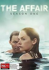 THE AFFAIR The Complete Season One 1 (4 Disc DVD) - Region 4