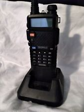BaoFeng UV-5R 3rd. Gen. 8W Dual Band Two-Way Radio - Black (BF-F8HP)